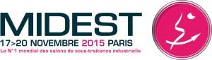 Logo MIDEST 2015