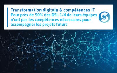 Transformation digitale et compétences des DSI