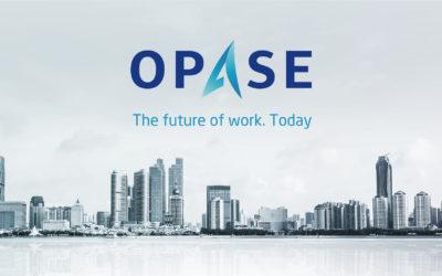 Bonne rentrée à tous ! Découvrez le nouveau logo Opase.